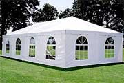 Cathedral Window Tent Sidewall. For enlargement CLICK HERE.